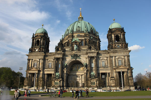 sehensw rdigkeiten in berlin berliner dom. Black Bedroom Furniture Sets. Home Design Ideas