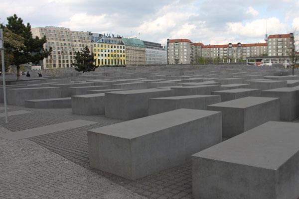Juedisches Denkmal Berlin