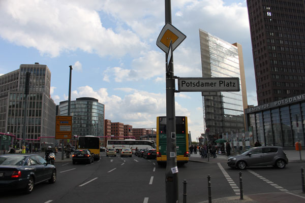Potsdamerplatz Berlin